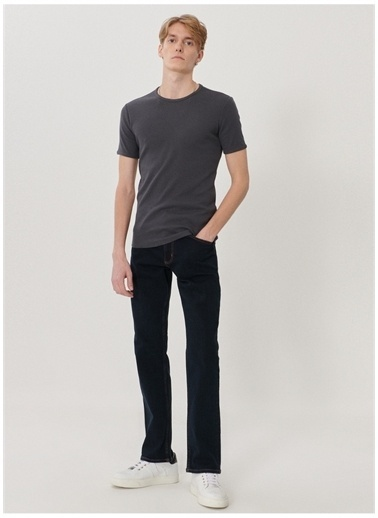Lee Lee L45271HH_Brooklyn Denim Pantolon Renksiz